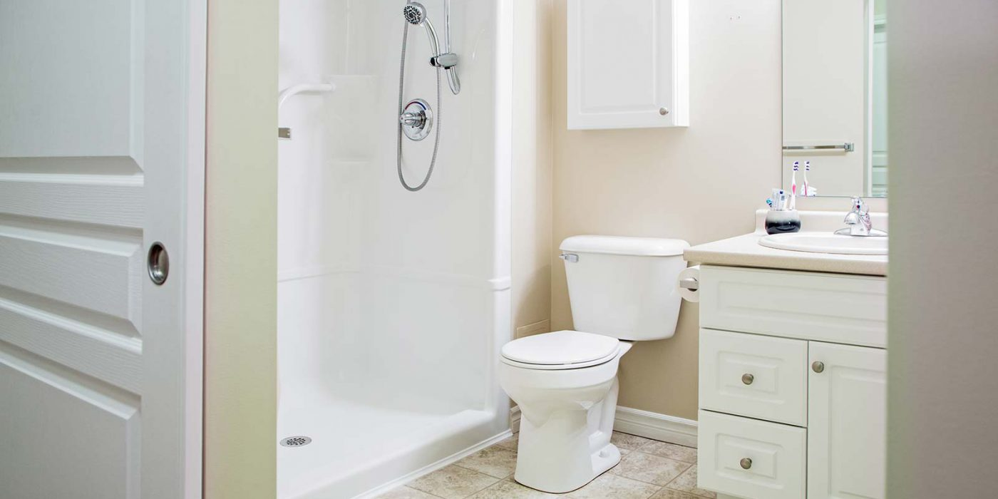 Harbour Hill, Phase 1, Retirement Living Bathroom