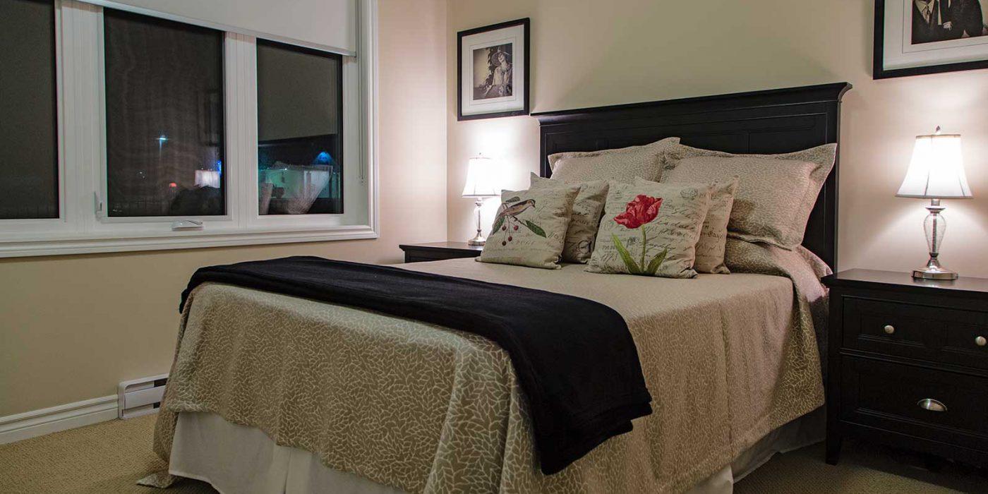 Harbour Hill, Phase 1, Retirement Living, Bedroom