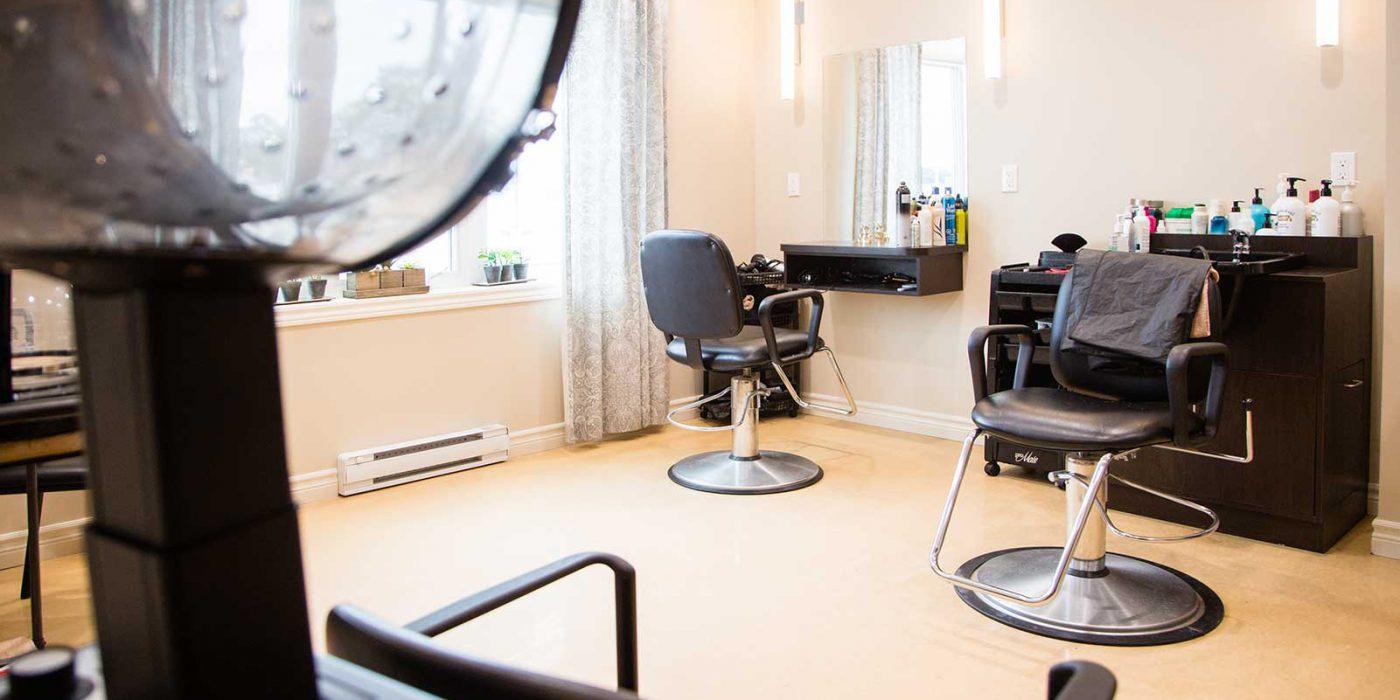 Harbour Hill Community Hair Salon