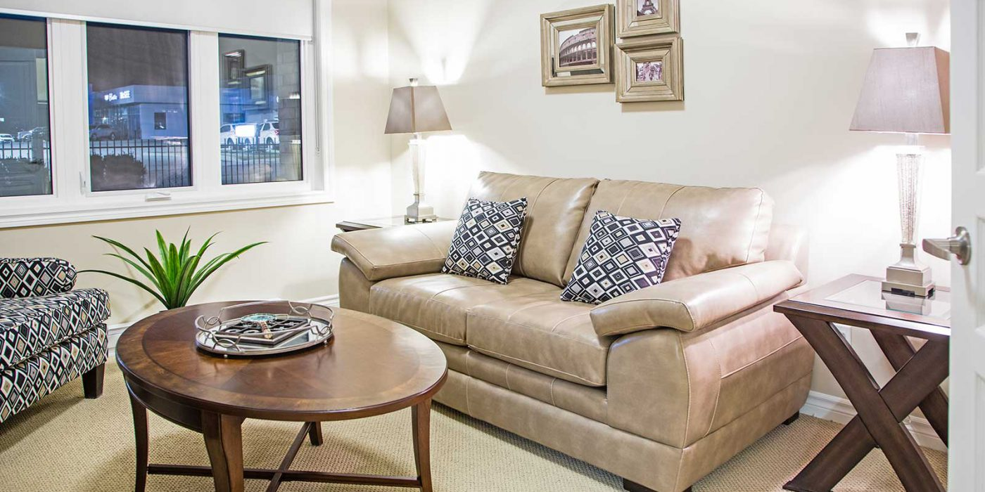 Harbour Hill Living Room