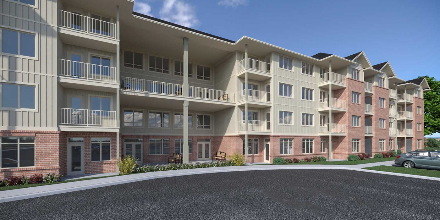 Harbour Hill Phase 2, Independent Living Addition, Opening November 2020